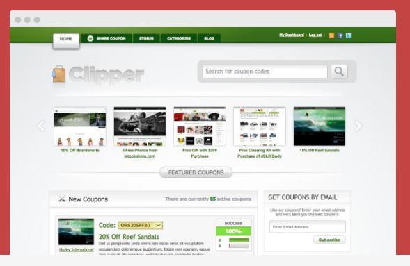 Coupon Theme - PremiumPress Themes