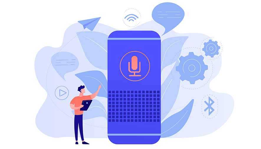 Use Of Voice Search