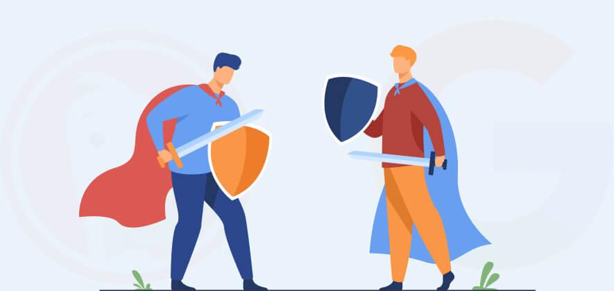 DuckDuckgo Vs Google… The Battle Begins